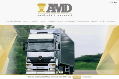 AMD Transport Spedycja Białystok - Firma transportowa Białystok