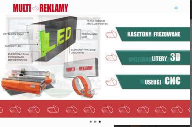 MULTI REKLAMY - Identyfikacja wizualna Lidzbark
