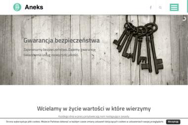 Aneks - Ubezpieczenie firmy Kołobrzeg