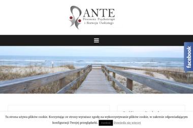 Pracownia Psychoterapii i Rozwoju Osobistego ANTE - Psycholog Krościenko Wyżne