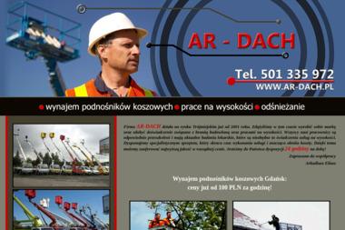 Ar-dach Usługi Ogólnobudowlane - Dekarz Gdynia