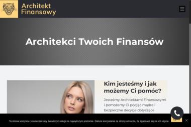 Architekci Finansowi Group - Doradca finansowy Łódź