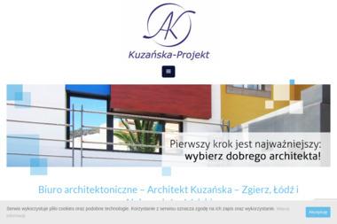 Biuro architektoniczne - Architekt Kuzańska - Biuro Architektoniczne Zgierz