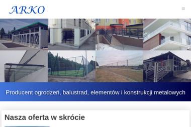 ARKO - Siatka ogrodzeniowa Dzikowiec
