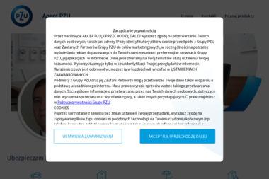 PZU Ubezpieczenia Mysłowice - Agent Andrzej Sławiński - AC Mysłowice