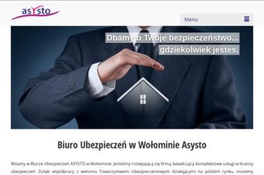 Asysto Biuro Ubezpieczeń - Ubezpieczenie samochodu Wołomin