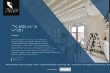 Kamińska ATELIER - Architekt wnętrz Starogard Gdański