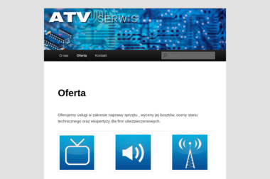 ATV Serwis - Naprawa sprzętu audio Grudziądz