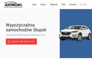 Autohasan - Wypożyczalnia samochodów Słupsk