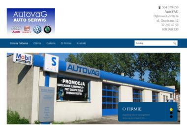 Auto VAG - Mechanik Dąbrowa Górnicza