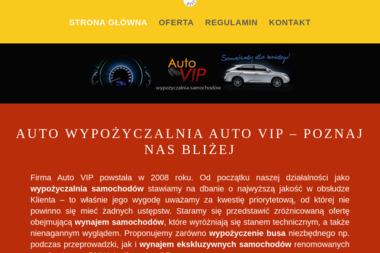 Auto VIP - Wypożyczalnia Samochodów Żagań