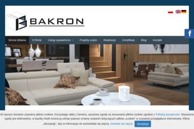 BAKRON PROJEKT– biuro architektoniczne - Architekt Pyrzyce