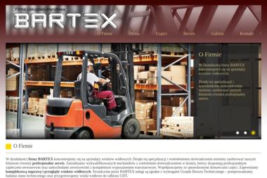 FUH Bartex - Serwisy Wózków Widłowych Rogóźno