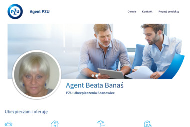 PZU Ubezpieczenia Sosnowiec - Agent Beata Banaś - AC Sosnowiec