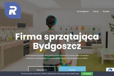 Firma Sprzątająca Joanna Rożyńska - Sprzątanie biur Sucha