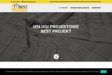 BEST PROJEKT - Usługi Architektoniczne Lidzbark