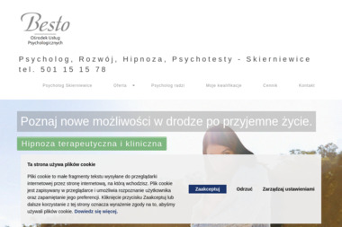 BESTO Ośrodek Usług Psychologicznych - Psycholog Brzeziny