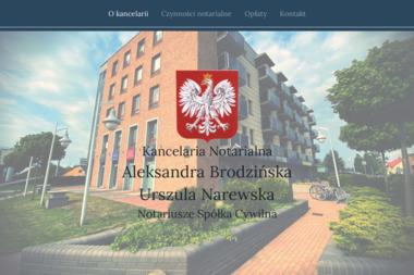 Kancelaria Notarialna Aleksandra Brodzińska, Urszula Bruszewska - Notariusz Białystok