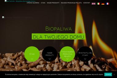Bio-Technik - Ekogroszek Śniadowo