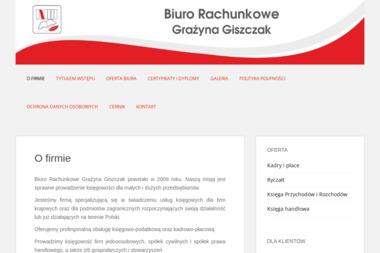 Biuro Rachunkowe Grażyna Giszczak - Biuro Rachunkowe Świnoujście
