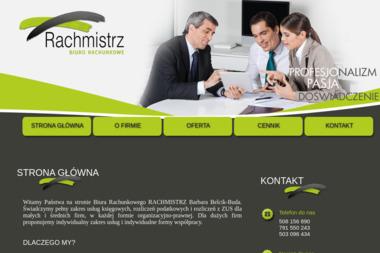 Rachmistrz - BIURO RACHUNKOWE - Prowadzenie Rachunkowości Skarżysko-Kamienna