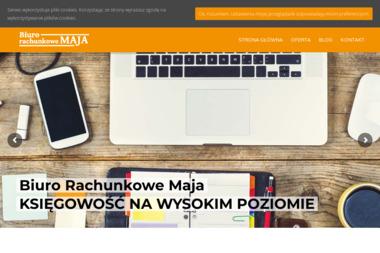 Biuro Rachunkowe Maja - Biuro rachunkowe Kazimierza Wielka