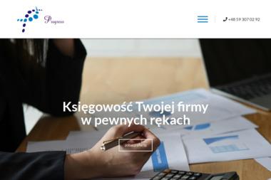 Progress Usługi Księgowe - Usługi finansowe Bytów
