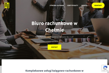 Biuro Rachunkowe Magdalena Wójtowicz - Usługi finansowe Chełm