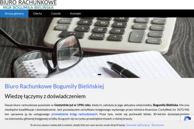 Biuro rachunkowe Bogumiła Bielińska - Usługi finansowe Gostynin