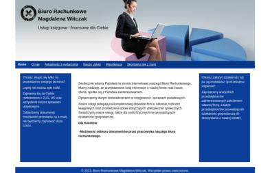 Biuro Rachunkowe Magdalena Witczak - Usługi finansowe Śrem
