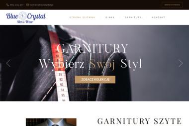 Blue Crystal - Men's Wear - Firmy odzie偶owe Zielona Góra