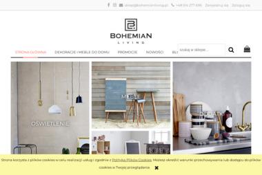 Bohemian Living - nowoczesne dekoracje w stylu BOHO - Aranżacje Wnętrz Biesiekierz