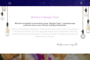 Boogie Town - Szkoła tańca Biała Podlaska