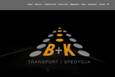 B+K Spółka z o. o., Sp.K - Transport Ciężarowy Łomża