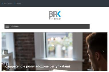BRK Finanse - Obsługa prawna firm Piaseczno