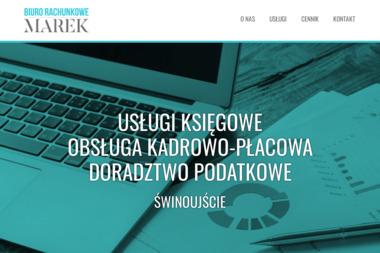 """Biuro Rachunkowe """"Marek"""" - Rozliczanie Podatku Świnoujście"""
