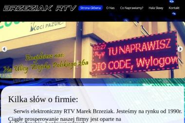 BRZEZIAK RTV - Serwis Telewizorów Łomża