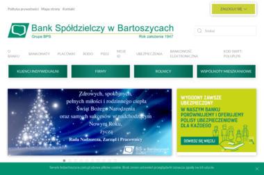 Bank Spółdzielczy - Kredyt Hipoteczny Bartoszyce