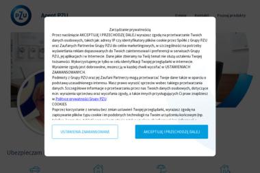 PZU Ubezpieczenia Mysłowice - Agent Barbara Schreier - Ubezpieczenia Komunikacyjne Mysłowice