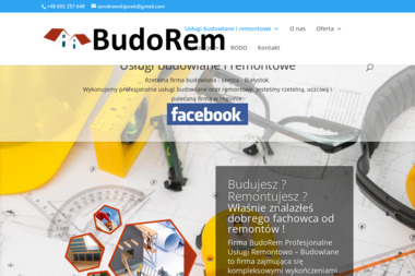 PPTUH BUDOREM – SENDROWSCY - Układanie Kostki Brukowej Nowogród