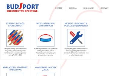 BudSport Budownictwo Sportowe - Wykładziny Dywity