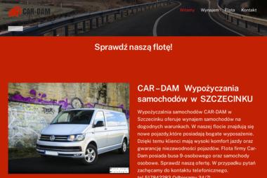 CAR-DAM - Wypożyczalnia samochodów Barwice