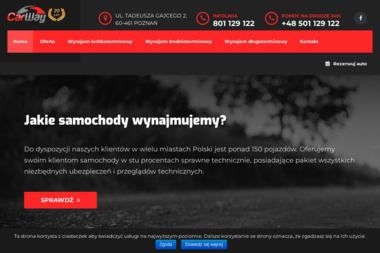 CarWay - Wypożyczalnia Aut Poznań