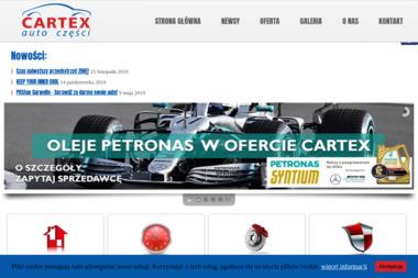 Cartex Auto Części - Części i podzespoły Garwolin