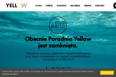 GABINET YELLOW - Psycholog Opole