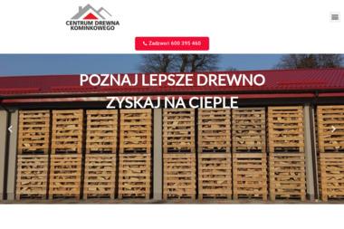 WĘGLOPEX Sp. Jawna - Drewno kominkowe Nowy Staw