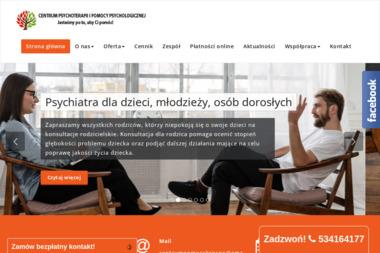 Centrum Psychoterapii i Pomocy Psychologicznej - Psycholog Krosno