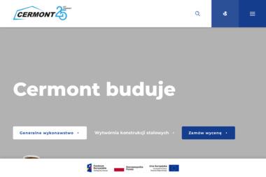Cermont Sp. z o.o. - Projektowanie konstrukcji stalowych Wola Krzysztoporska
