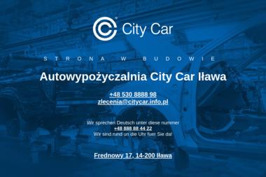 Autowypożyczalnia City Car - Wypożyczalnia samochodów Malbork