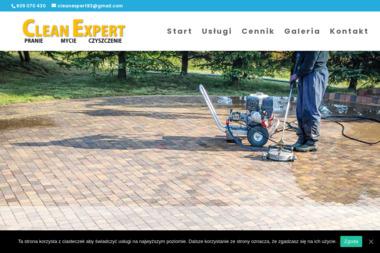 Clean Expert - Mycie elewacji Trzemeśnia